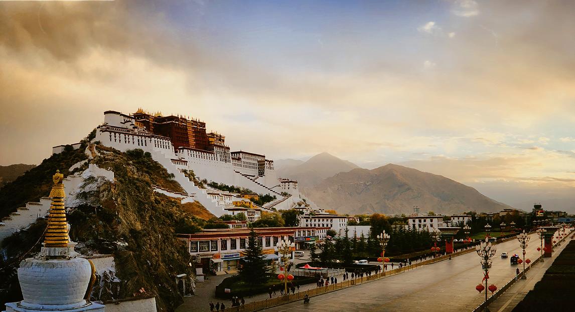 チベット 旅行